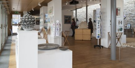 Exhibition at Durlston